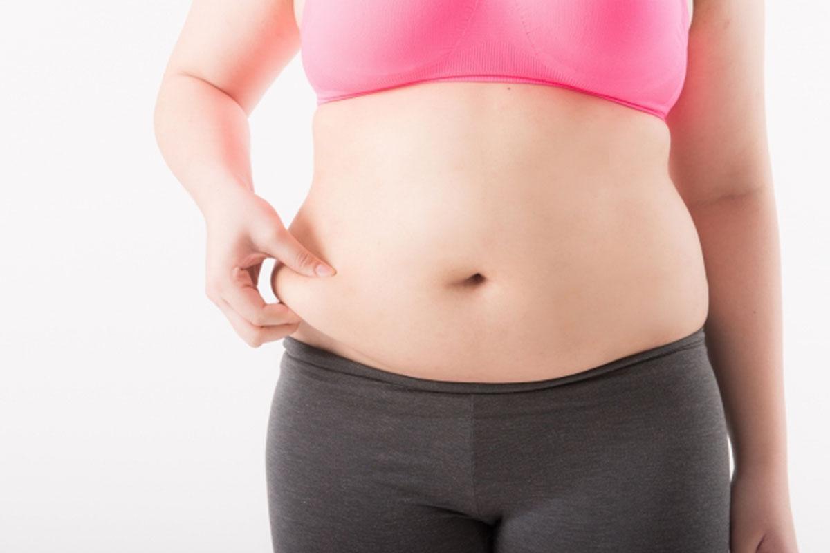 更年期脂肪の特徴肥満イメージ
