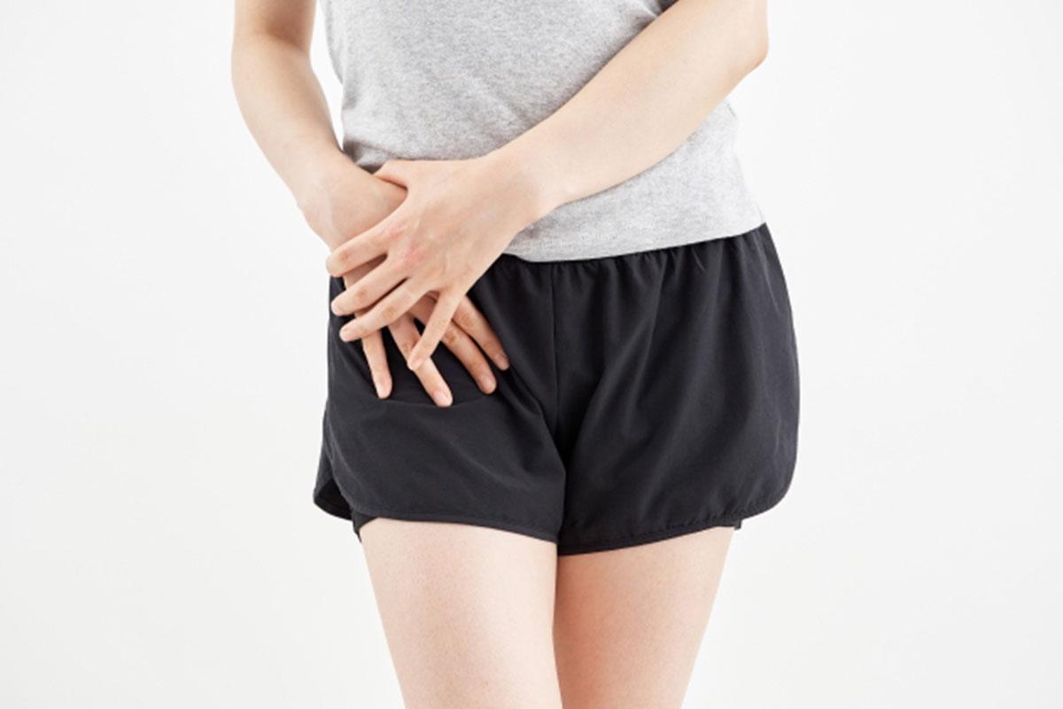 股関節痛の特徴イメージ