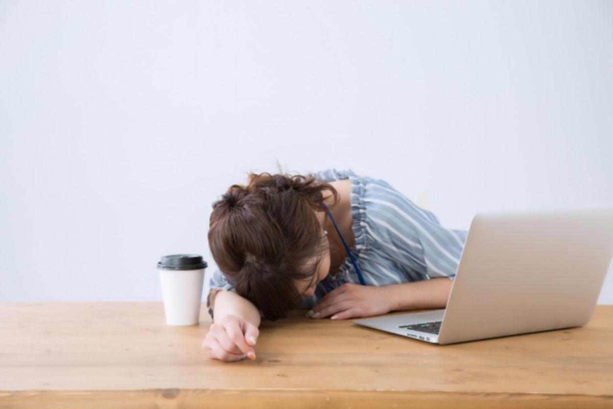 睡眠障害についてイメージ