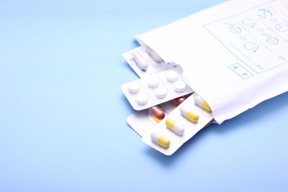 睡眠障害の薬物療法イメージ