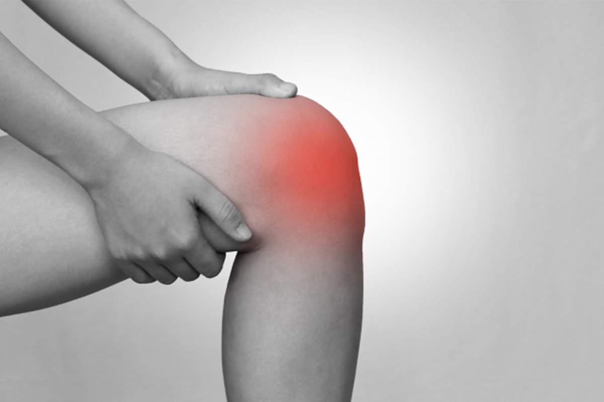 変形性膝関節症イメージ